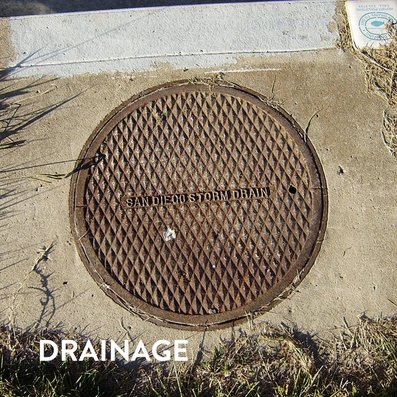Drainage Cover